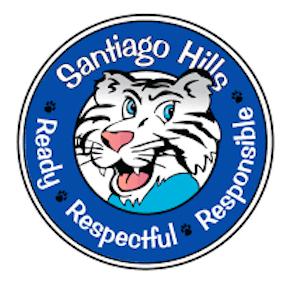 Santiago Hills Elementary Logo