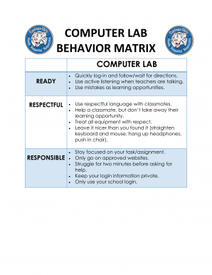 Technology Matrix Computer Lab