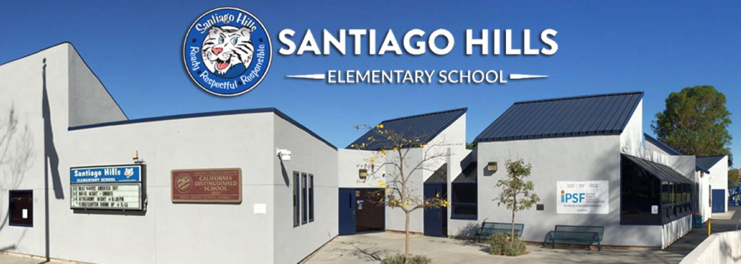 Santiago Hills front