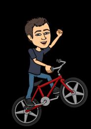bike bitmoji